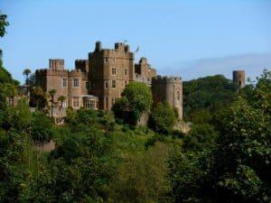 dunster castle 1