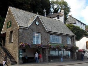 lynmouth flood memorial hall 1