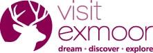 Visit Exmoor dream discover explore logo rgb
