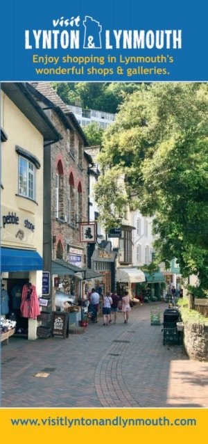Lynmouth Shopping