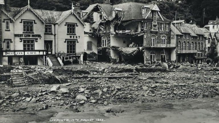 the lynmouth flood disaster 3 1582059590