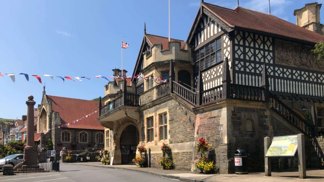 Lynton Town Hall