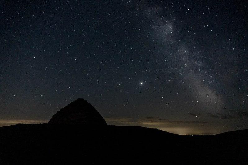 Exmoor Dark Skies Credit Dan James