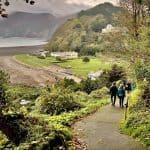Lynmouth Walk in Autumn