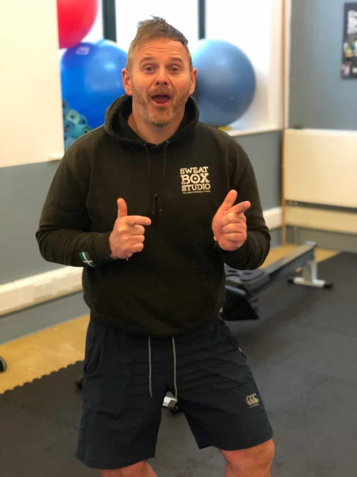 Sweat Box Gym Fitness