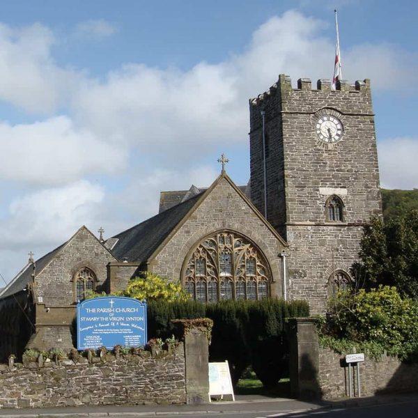 Church of St Mary the Virgin Lynton