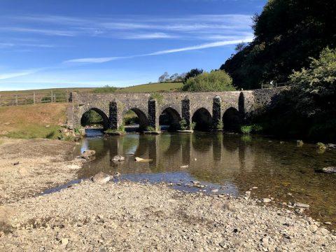 Lynton Lynmouth Landacre Bridge