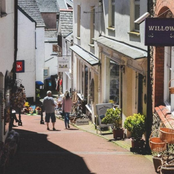 shops in lynton and lynmouth