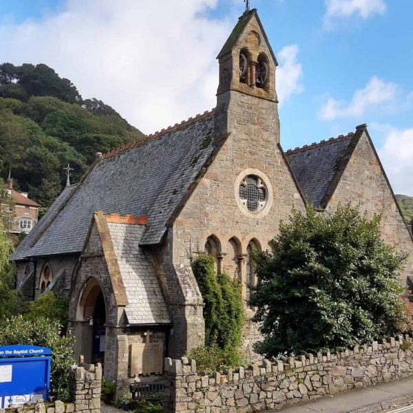 st john the baptist lynmouth